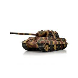 TORRO tank PRO 1/16 RC Jagdtiger vícebarevná kamufláž - BB Airsoft včetně zákluzu hlavně - 1