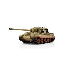 TORRO tank PRO 1/16 RC Jagdtiger pouštní kamufláž - BB Airsoft - 1
