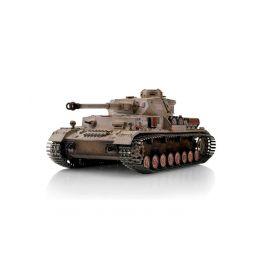 TORRO tank PRO 1/16 RC PzKpfw IV provedení G Div. LAH Charkov 1943 zimní kam. - BB Airsoft - 1