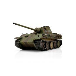 TORRO tank PRO 1/16 RC Panther F vícebarevná kamufláž- BB Airsoft - 1