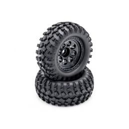 Kompletně nalepené gumy, 2 ks. - 1