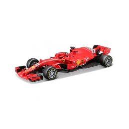Bburago Signature Ferrari SF71-H 1:43 #7 Raikkonen - 1