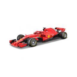 Bburago Ferrari SF70-H 1:18 #7 Raikkonen - 1