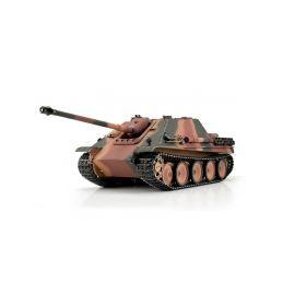 TORRO tank PRO 1/16 RC Jagdpanther vícebarevná kamufláž - infra IR - Servo - 1