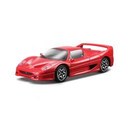 Bburago Ferrari F50 1:43 červená - 1