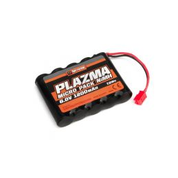 HPI Plazma Ni-MH 6,0V 1200mAh pro Micro RS4 - 1