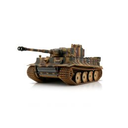 TORRO tank 1/16 RC Tiger I Early Vers. kamufláž - infra - 1