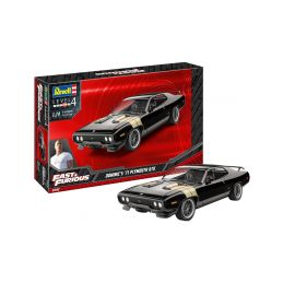 Revell Plymouth GTX 1971 (Rychle a zběsile) (1:24) - 1