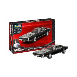 Revell Dodge Charger 1970 (Rychle a zběsile) (1:25) - 1