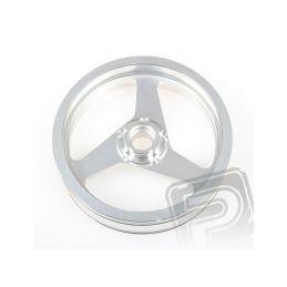 Ráfek př. kola, 3paprsky/ stříbrné, DUCATI - 1