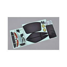Polepy pro Porsche GT3 RSR - 1