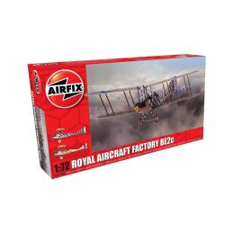 Airfix Royal Aircraft Factory BE2c Scout (1:72) - 1
