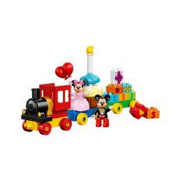 LEGO DUPLO - Mickey a Minnie narozeninový vlak - 1
