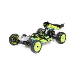 TLR 22 5.0 1:10 2WD Dirt Clay DC ELITE Race Buggy Kit - 1
