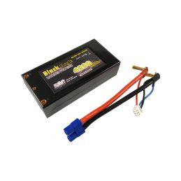 Black Magic LiPol Car 7.4V 4200mAh 50C Short EC3 - 1