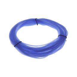 Silikonová hadička 2.4/5.5mm modrá (50m) - 1