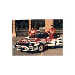 SCX Original Toyota Celica Safari - 1