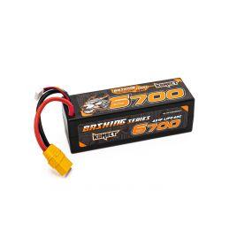 KONECT LiPo 6700mah 14.8V 60C 4S1P 99,16Wh (XT-90 ) - 1