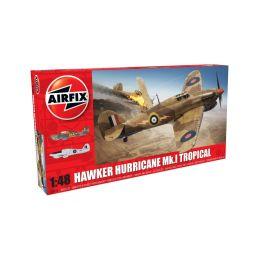 Airfix Hawker Hurricane Mk1 Tropical (1:48) - 1