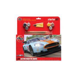 Airfix Aston Martin DBR9 Gulf (1:32) (set) - 1