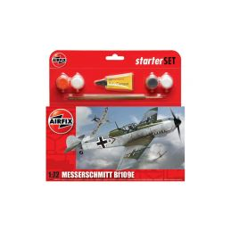 Airfix Messerschmitt Bf-109E3 (1:72) (set) - 1