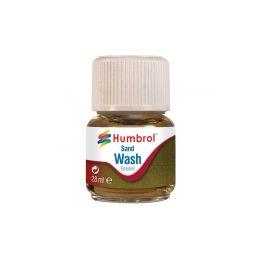 Humbrol barva Enamel AV0207 Wash písková 28ml - 1