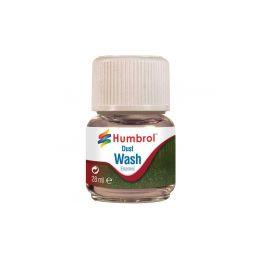 Humbrol barva Enamel AV0208 Wash prachová 28ml - 1