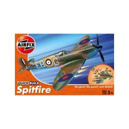 Airfix Quick Build Supermarine Spitfire - 1