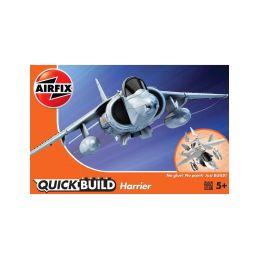 Airfix Quick Build Harrier - 1