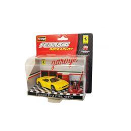 Bburago Ferrari set auta s doplňky - 1