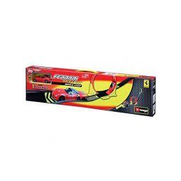 Bburago Ferrari závodní dráha s lopingem - 1