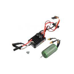 Castle motor 0808 4100ot/V, reg. Mamba Micro X - 1