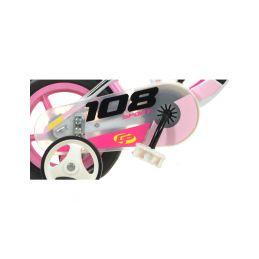 """DINO Bikes - Dětské kolo 10"""" Girl s brzdou - 2"""