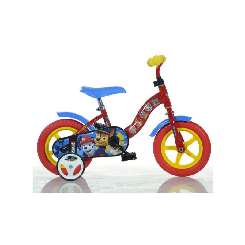 "DINO Bikes - Dětské kolo 10"" Paw Patrol - 1"
