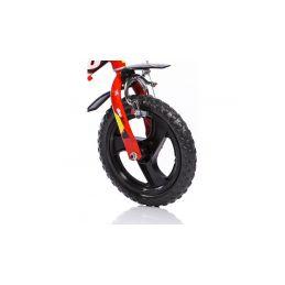 """DINO Bikes - Dětské kolo 12"""" červené - 2"""