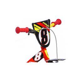 """DINO Bikes - Dětské kolo 12"""" červené - 3"""
