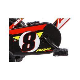 """DINO Bikes - Dětské kolo 12"""" červené - 4"""