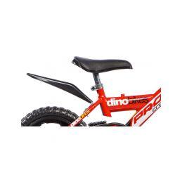 """DINO Bikes - Dětské kolo 12"""" červené - 5"""