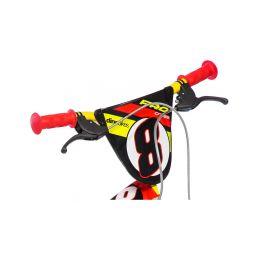 """DINO Bikes - Dětské kolo 14"""" červené - 4"""