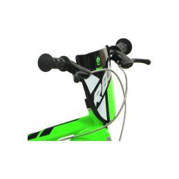"""DINO Bikes - Dětské kolo 14"""" zelené - 3"""
