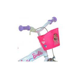 """DINO Bikes - Dětské kolo 12"""" Barbie s košíkem - 4"""