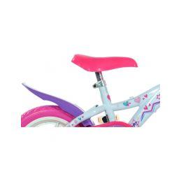 """DINO Bikes - Dětské kolo 12"""" Barbie s košíkem - 5"""