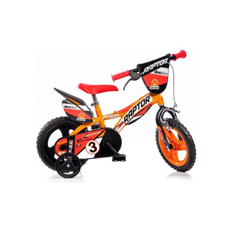 """DINO Bikes - Dětské kolo 12"""" Raptor - 1"""