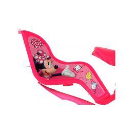 "DINO Bikes - Dětské kolo 12"" Minnie se sedačkou pro panenku a košíkem - 4"