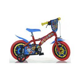 "DINO Bikes - Dětské kolo 12"" Paw Patrol - 2"