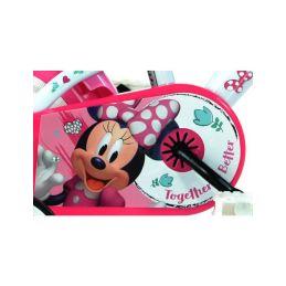 "DINO Bikes - Dětské kolo 14"" Minnie se sedačkou pro panenku a košíkem - 5"