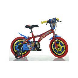 "DINO Bikes - Dětské kolo 14"" Paw Patrol - 1"