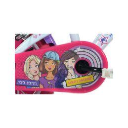 """DINO Bikes - Dětské kolo 16"""" Barbie s košíkem - 3"""