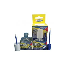 Plastic Magic 10sec bezbarvé lepidlo na plasty 40ml - 1