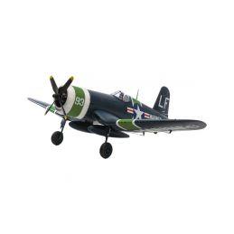 E-flite F4U-4 Corsair 1.2m AS3X BNF Basic - 1